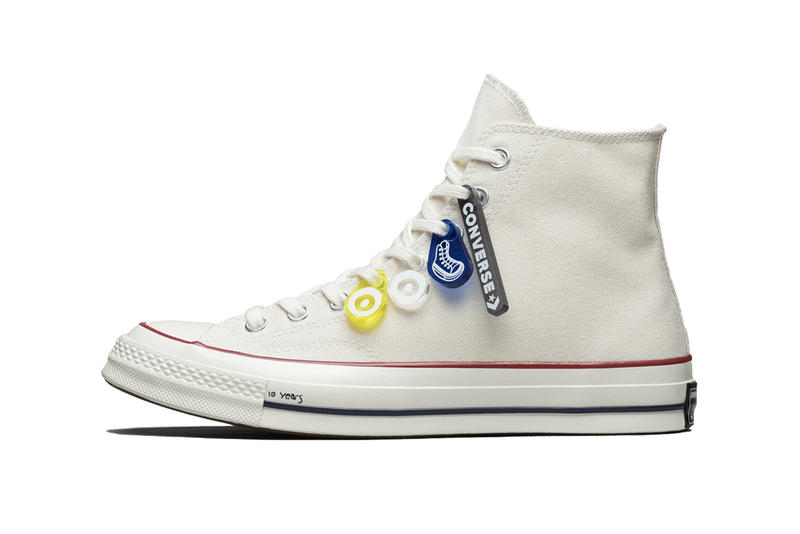 Converse x 10 Corso Como Seoul 10th Anniversary Chuck Taylor 70 Collection Sneaker Footwear How to Buy Purchase Cop Korea
