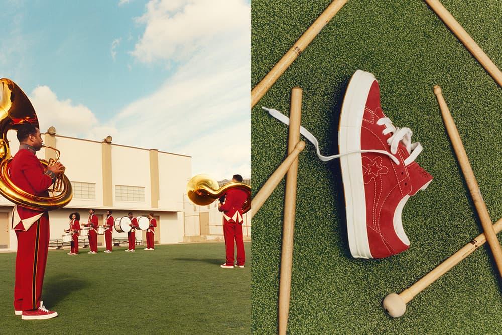 Converse Golf Le Fleur Mono Collection Tyler the Creator footwear 2018 april release date