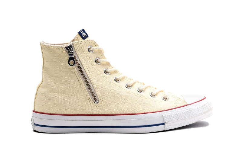 Converse x SOPHNET. All Star Hi Zip Up Shoe Sneakers Kicks Trainers Collaboration Release Details Information For Sale Where To Buy