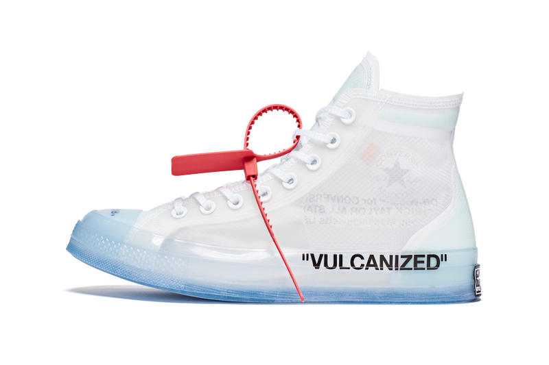 """Converse x Virgil Aboh Chuck 70's """"THE TEN"""" Release Buy Kicks Shoes Sneakers Trainers How to Information Details Purchase"""
