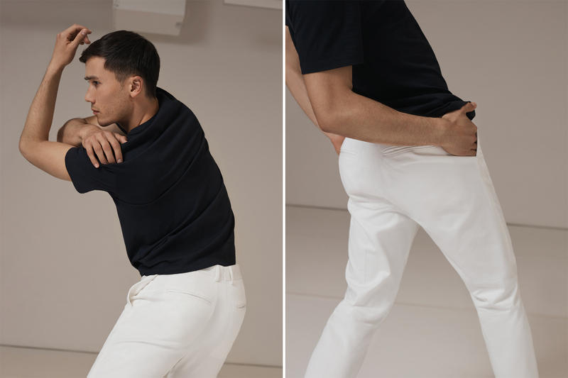 COS Soma Pitti Uomo 94 Wayne McGregor choreography dance