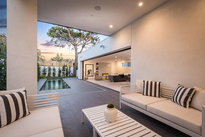 Croft Residence AUX Architecture Los Angeles United States Houses Swimming Pool Modern Interior Exterior Open Plan Inspiration Ideas