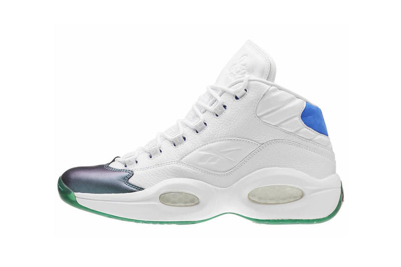 Currensy x Reebok Question Jet Life collaboration may 11 2018 release date info drop sneakers shoes footwear