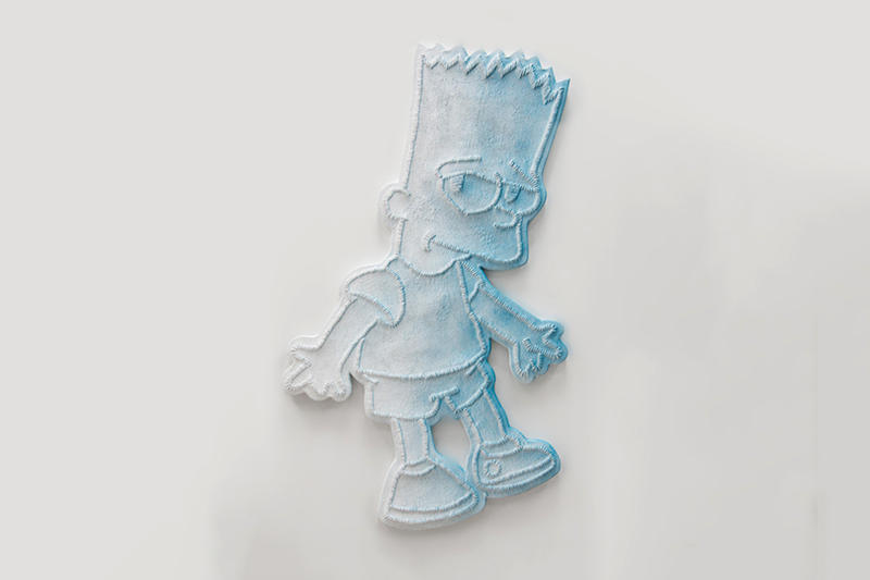 daniel arsham character study moran moran gallery los angeles california art artwork sculpture