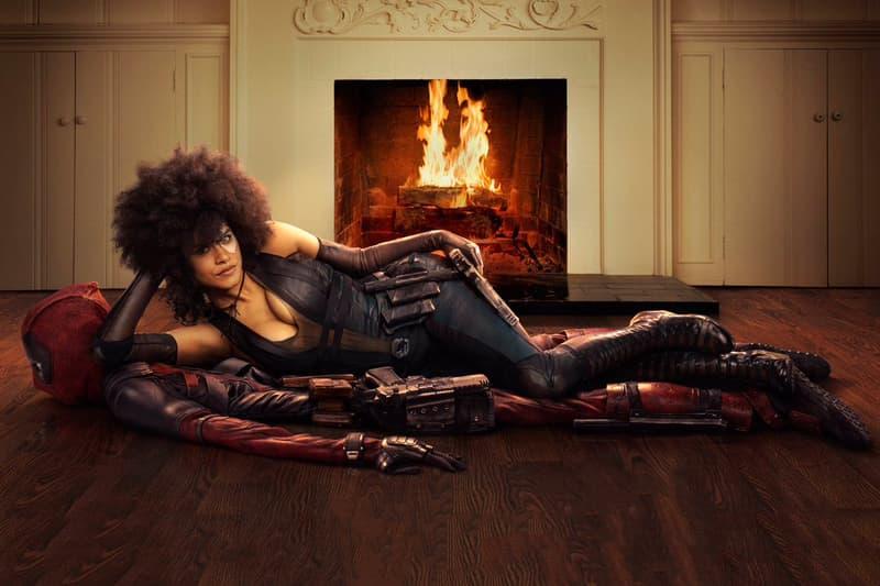 Deadpool 2 TV Spot Zazie Beetz Domino atlanta