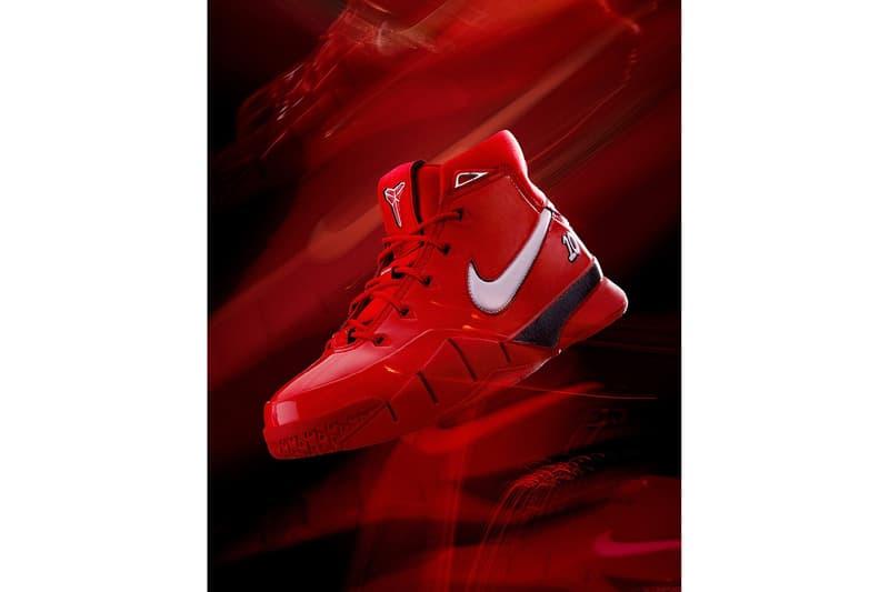 DeMar DeRozan Nike Kobe Protro 1 PE debut house of hoops sneakers footwear