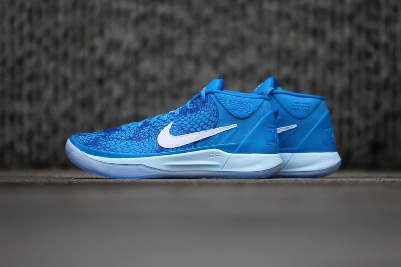 DeMar DeRozan Nike Kobe A.D. Mid PE player exclusive sneakers footwear