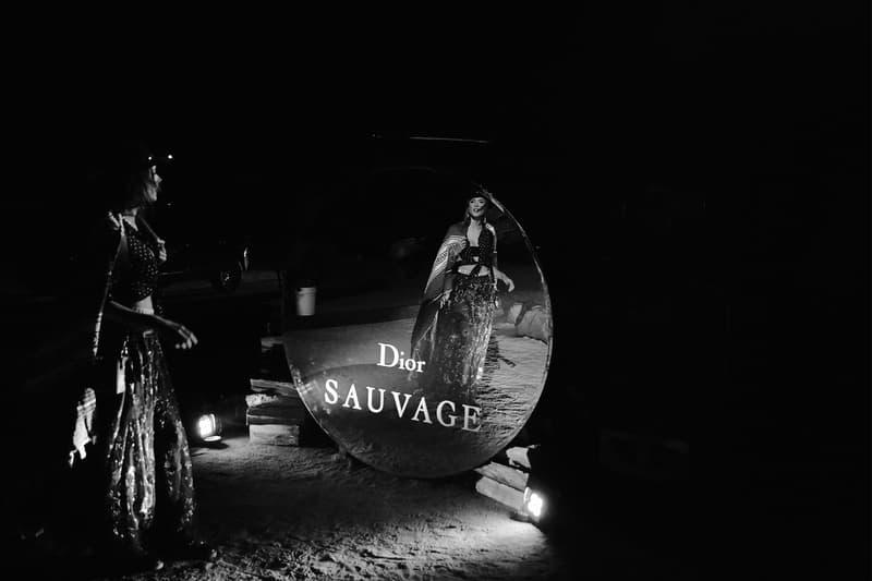 Dior Sauvage Fragrance Pioneertown Goldlink Myles B O'Neal Paris Jackson