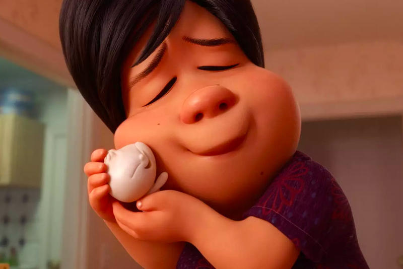 Pixar 'Bao' New Animation Short film Dumpling disney the incredibles domee shi chinese canadian immigrant watch trailer
