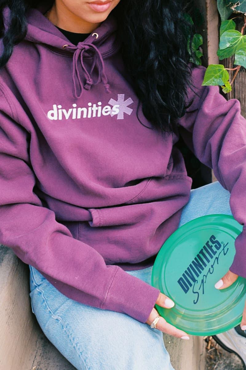 DIVINITIES Spring Summer 2018 Lookbook collection release date info drop april 27 2018