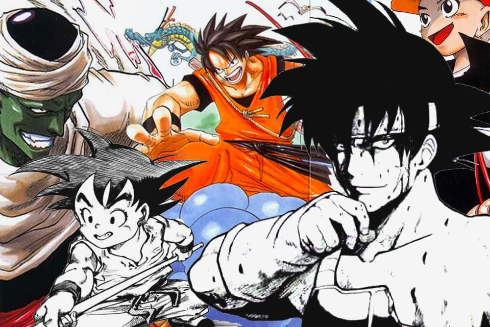 Dragon Ball Manga Comic Book Artists Yu Gi Oh One Piece Bleach Gin Tama Jojos Bizarre Adventure Slam Dunk