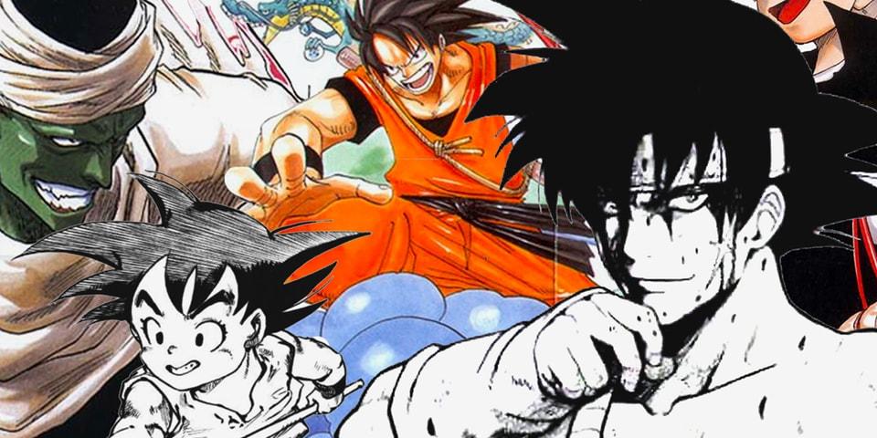Best Dragon Ball Drawings by Manga Artists Pt  2 | HYPEBEAST