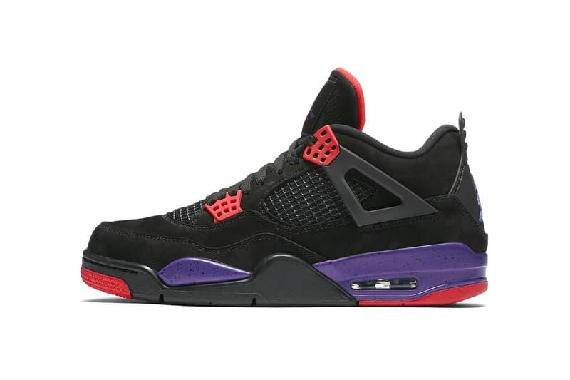 cba741e03a58c7 Drake Air Jordan 4 Raptors Official Images ovo 2018 release date info drop  sneakers shoes footwear
