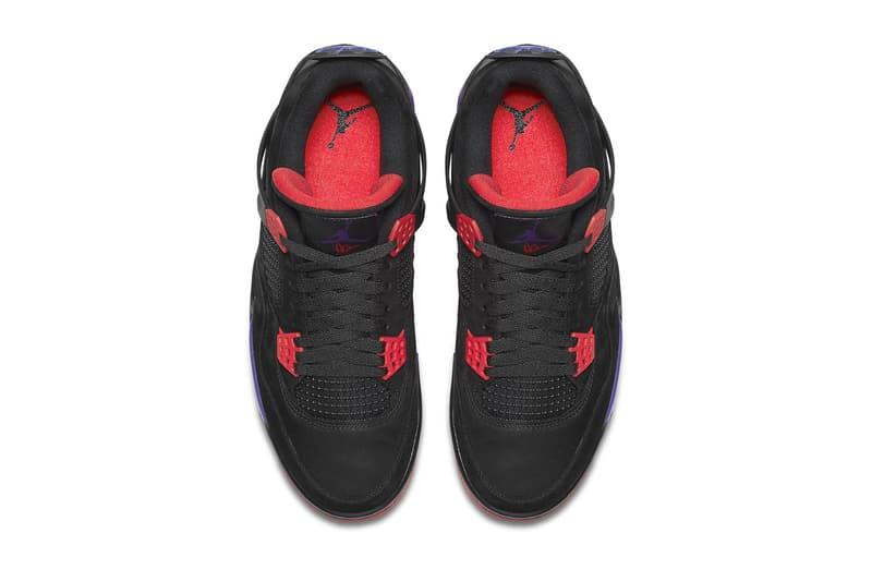 Drake Air Jordan 4 Raptors Official Images ovo 2018 release date info drop sneakers shoes footwear signature adidas rumor jersey toronto colors