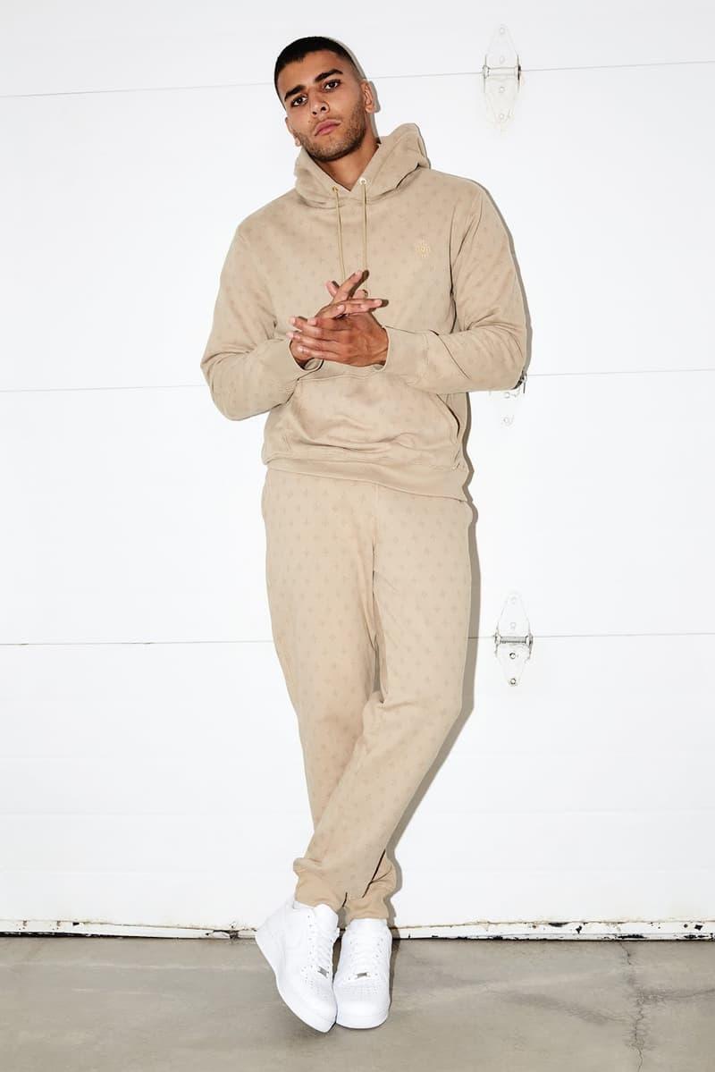OVO Clarks Originals Wallabee Collection Lookbook Drake