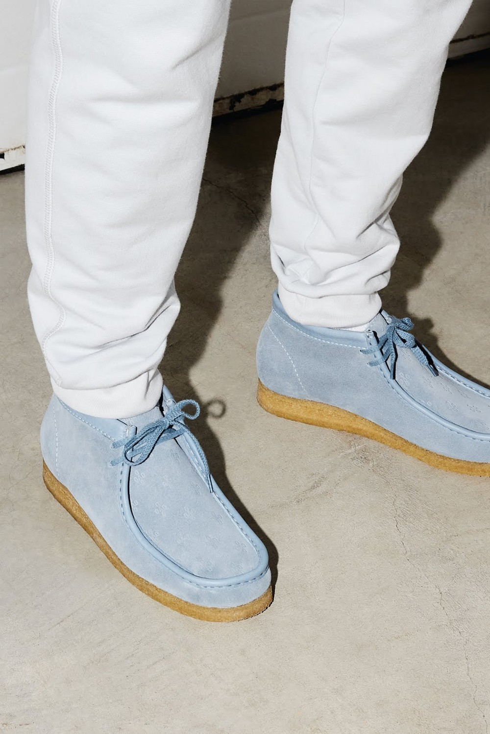 OVO Reveals Clarks Collaboration in New