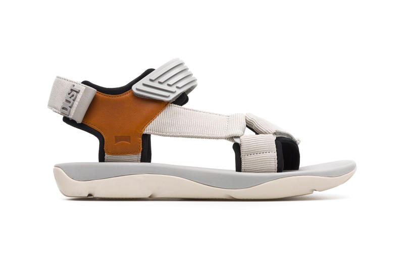 Camper DUST Magazine Sandals Spring Summer 2018 release info footwear