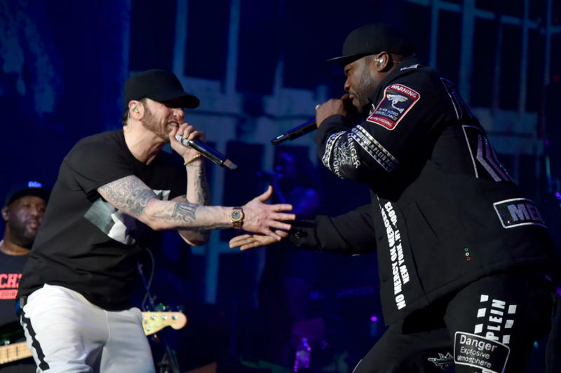 Eminem Dr Dre 50 Cent Coachella 2018 Album Leak Single Music Video EP Mixtape Download Stream Discography 2018 Live Show Performance Tour Dates Album Review Tracklist Remix