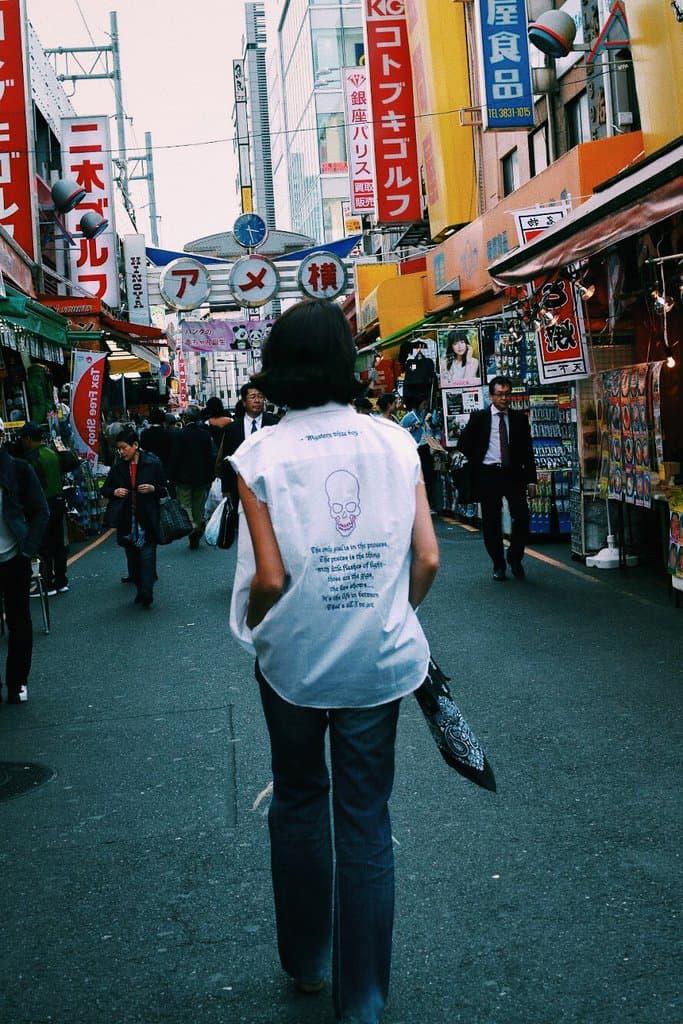EMPTY ROOM VOL.1 -2018SS- NUMBER (N)INE Editorial Tokyo Japan Archive