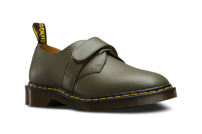 engineered garments dr martens footwear shoes formal fashion