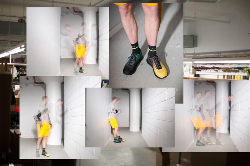 Engineered Garments HOKA ONE ONE Editorial Nepenthes New York NY Hoka NJ-NY Track Club Frank Gagliano