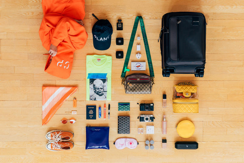 Essentials: Christina Paik, Tumi Merge Collection