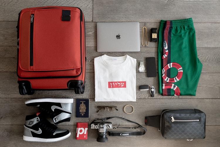 Những điều cần biết khi các tín đồ mê sneakers và streetwear đi du lịch