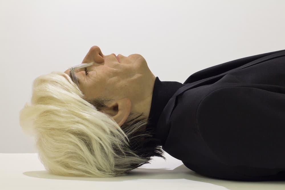 eugenio merino andy warhol exhibition sculpture art artwork unix gallery
