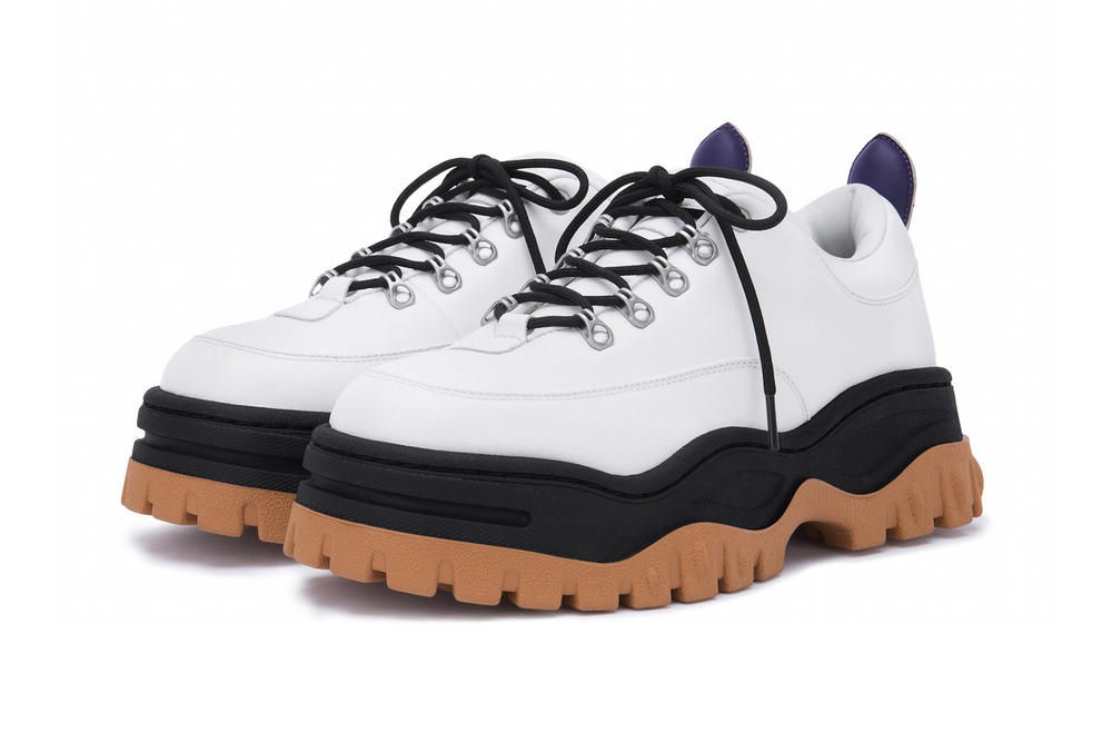 Eytys Angel Leather White/Black/Gum Release Date LWBG sneaker release date price purchase shop