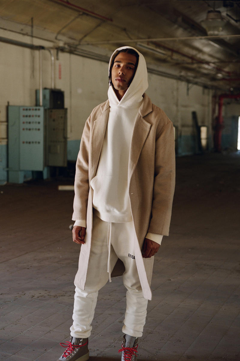Fear Of God S Essentials Collection Hits Pacsun Hypebeast