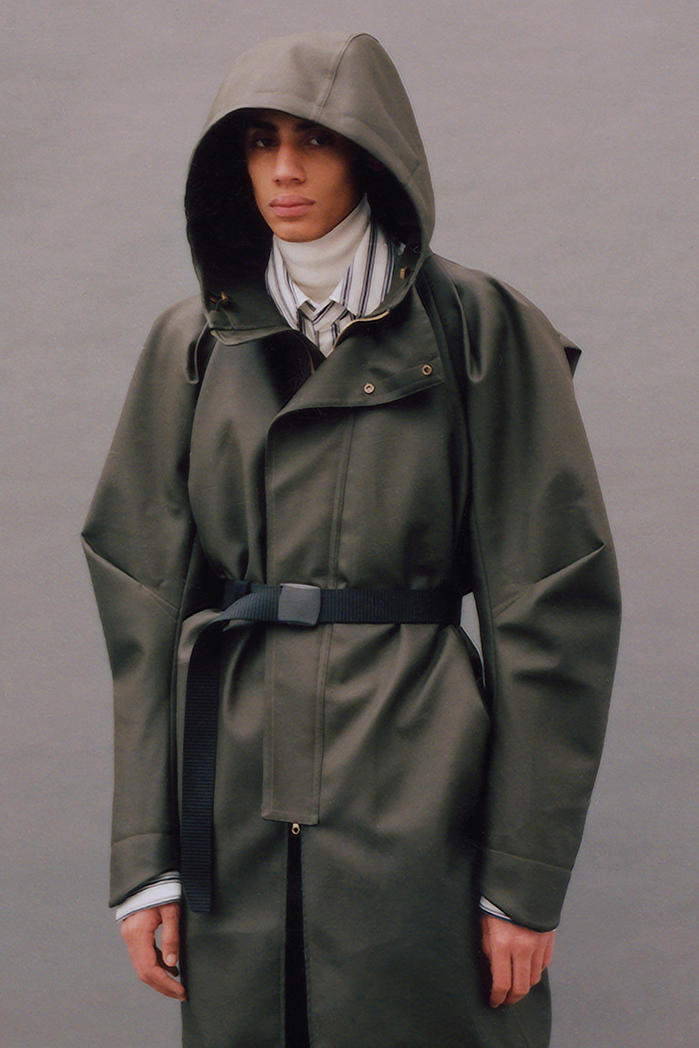 Feng Chen Wang Fall Winter 2018 Lookbook fw18 collection london 239 the way home