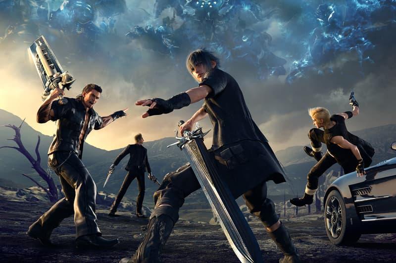 Final Fantasy 15 Four New DLC Episodes 2019