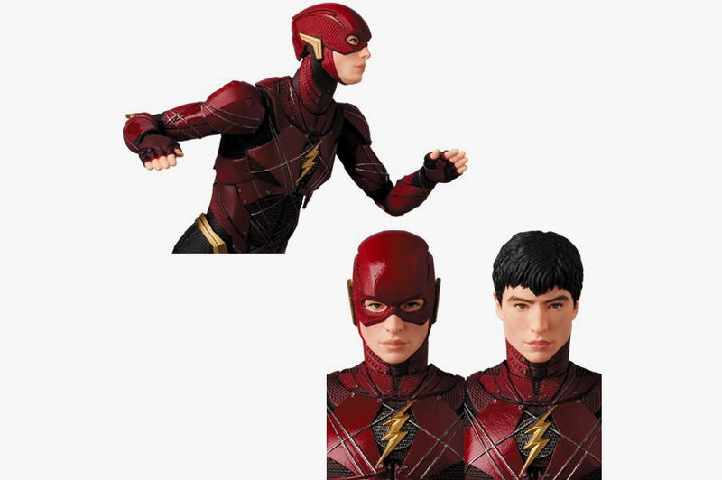 Flash Justice League Medicom Toy MAFEX figurine action figure toy collectible superhero