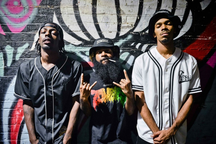 Flatbush Zombies Reflect On Their Careers In New Building A Ladder Short Film