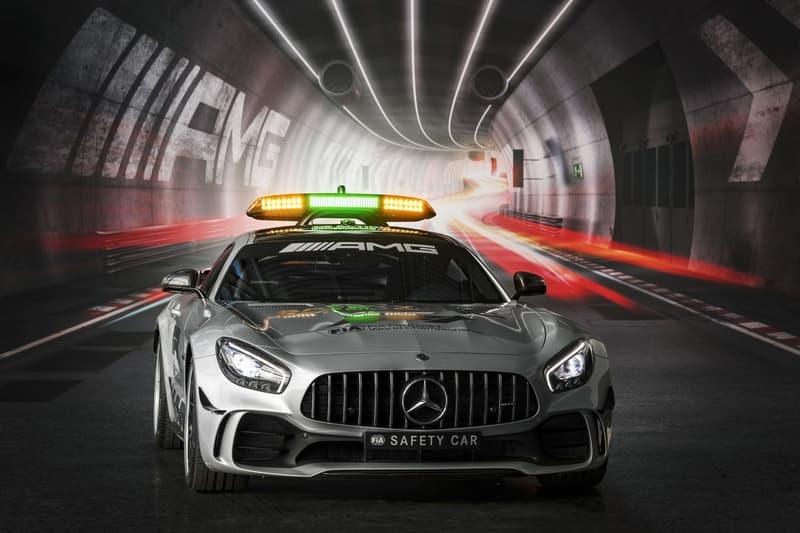 2018 Mercedes-Benz Formula 1 AMG GT R Safety Car Race Racing Monaco Australian Grand Prix Ferrari McLaren Fast and Furious
