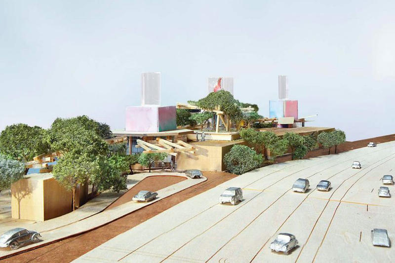 Frank Gehry Wolfgang Puck New Restaurants L.A. Beachfront architecture design