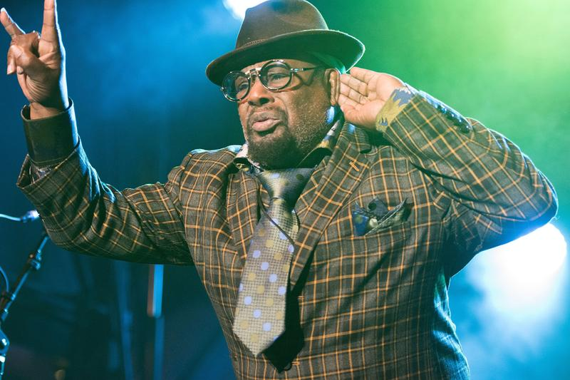 George Clinton Retire Touring Next Year
