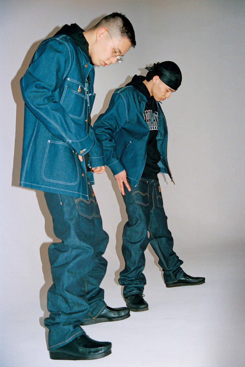 Carhartt WIP Spring Summer 2018 Editorial Grind magazine japan collection