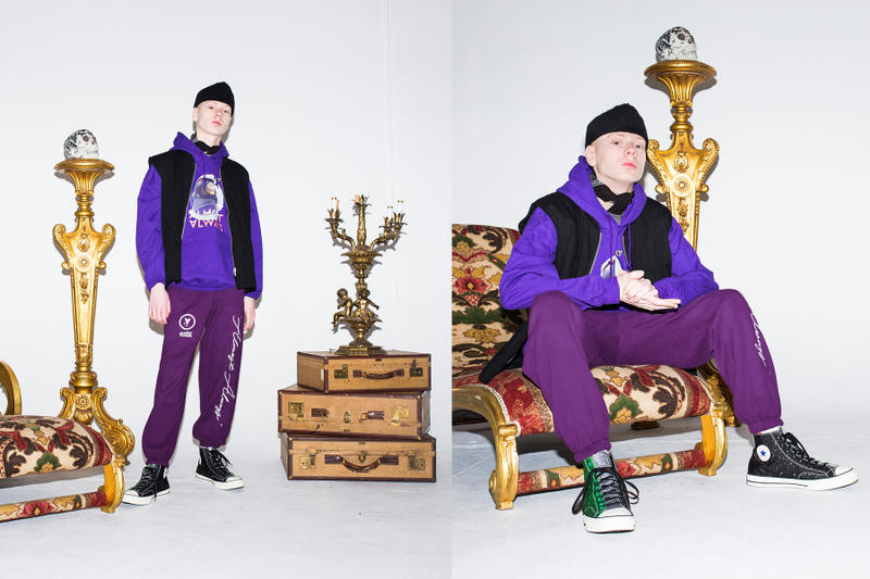gully guy leo gullyguyleo almost always spring summer 2018 collection lookbook model streetwear clothing menswear