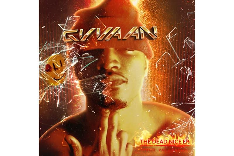 GVVAAN The Dead Nice Album Leak Single Music Video EP Mixtape Download Stream Discography 2018 Live Show Performance Tour Dates Album Review Tracklist Remix