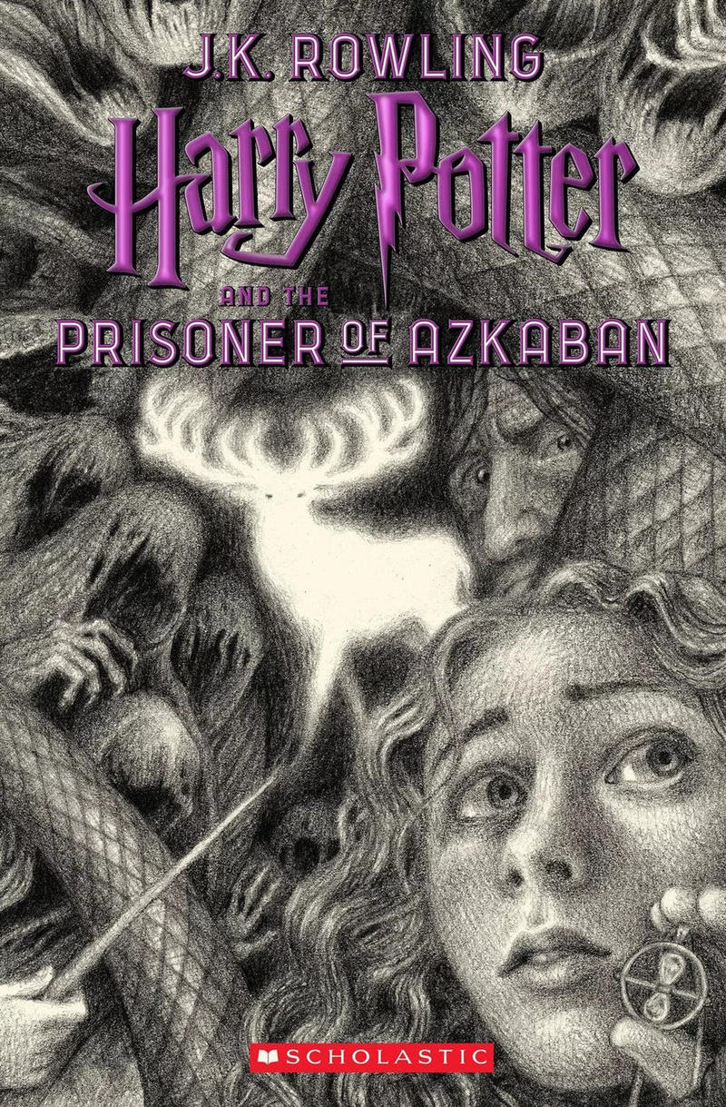 Harry Potter 20th Anniversary Covers JK Rowling