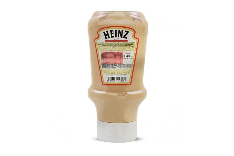 Heinz Ketchup US Mayochup customer vote mayonnaise condiments