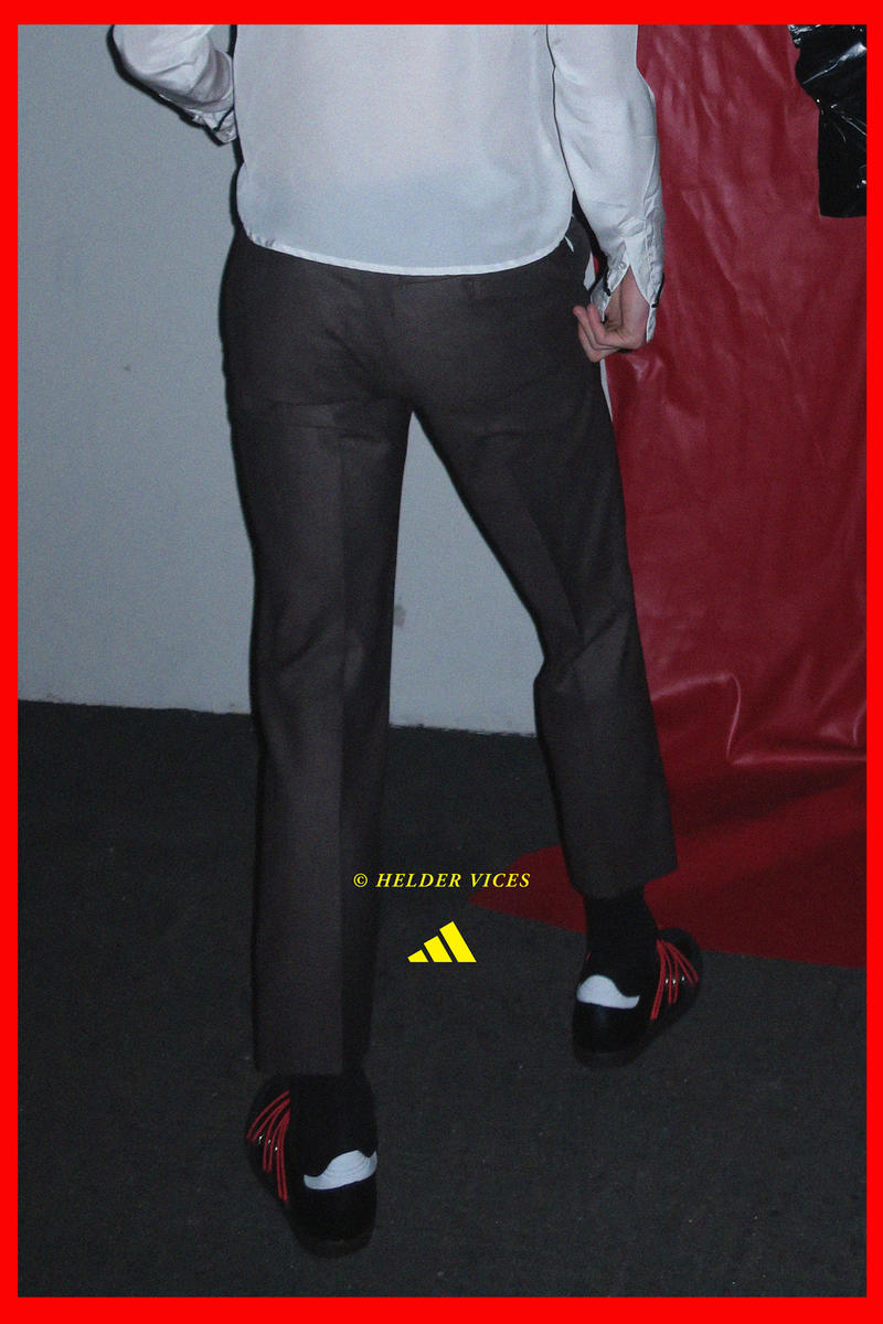 Helder Vices adidas Originals Samba Release Gianni Mora T-shirt