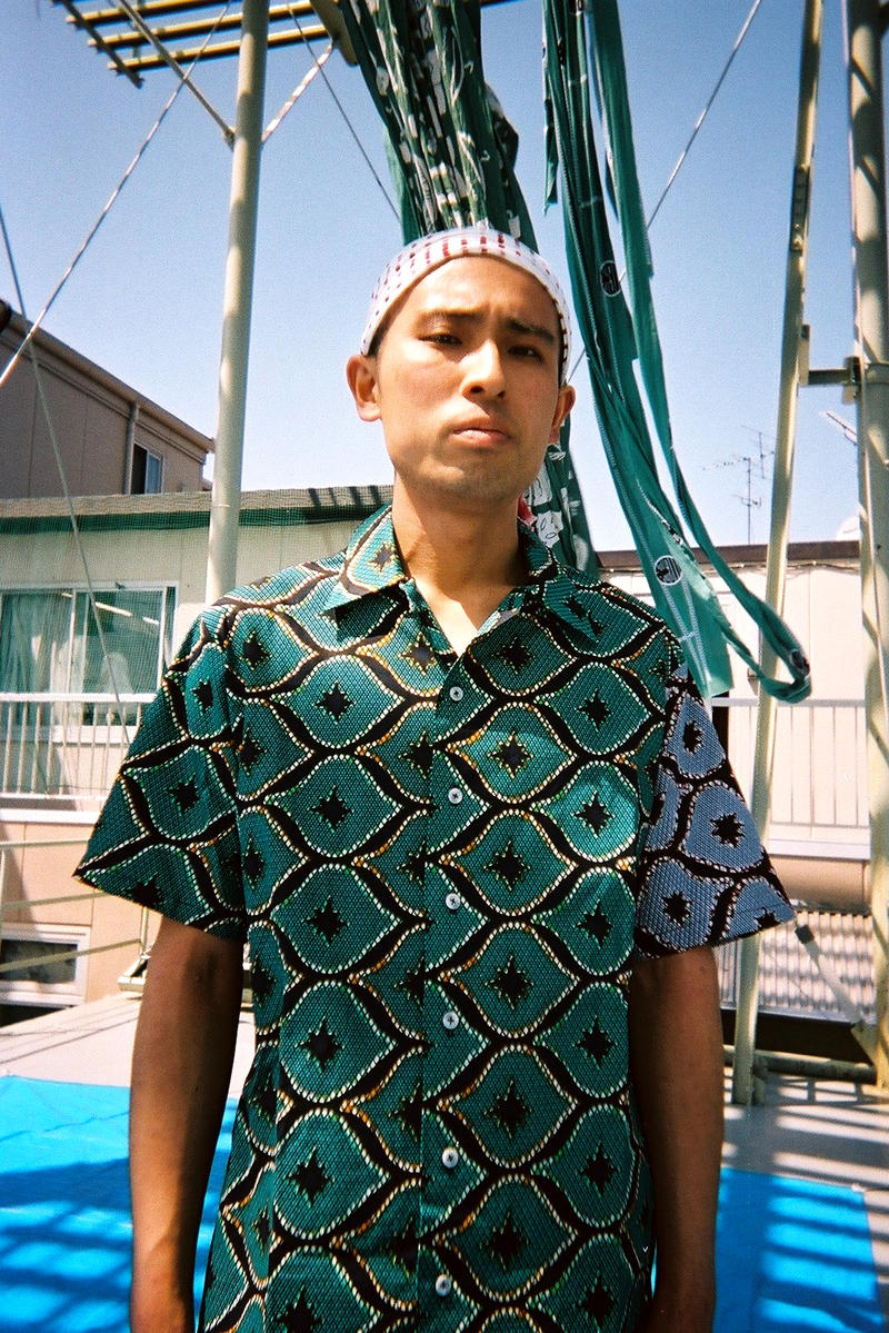 Hidden Mangroves Spring Summer 2018 Lookbook collection japan release date info drop rwanda london