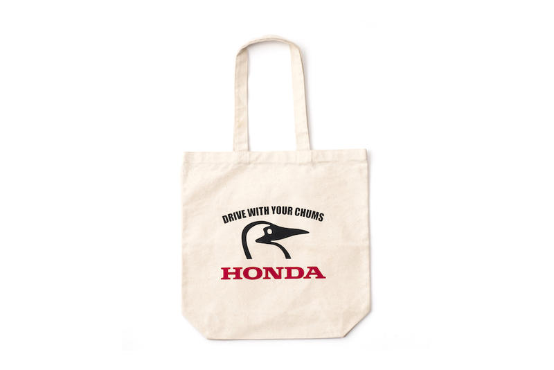 Honda CHUMS Collaboration april 2018 release date info drop coveralls shirt t-shirt cap hat tote cushion carabiner seat organizer