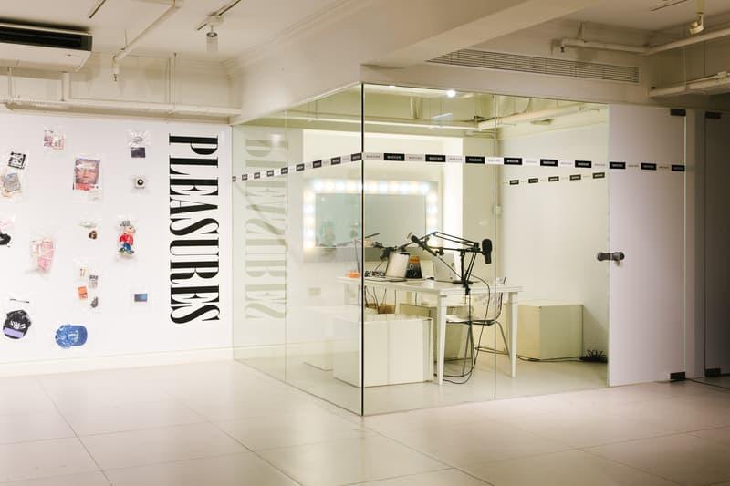 Hong Kong Clubhaus Pop-up streetwear clothing fashion Hong Kong Yeti Music Events Travel Art Basel