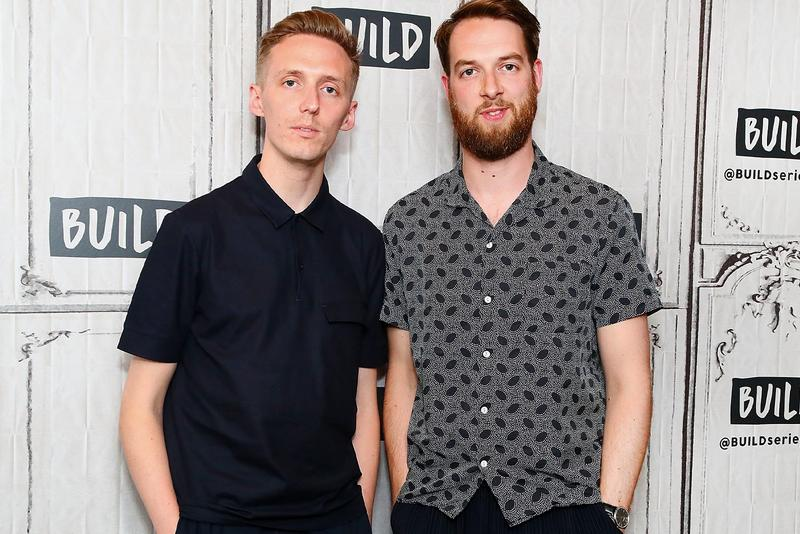 HONNE Day 1 Sometimes New single Warm on a Cold Night Andy Clutterbuck James Hatcher Stream