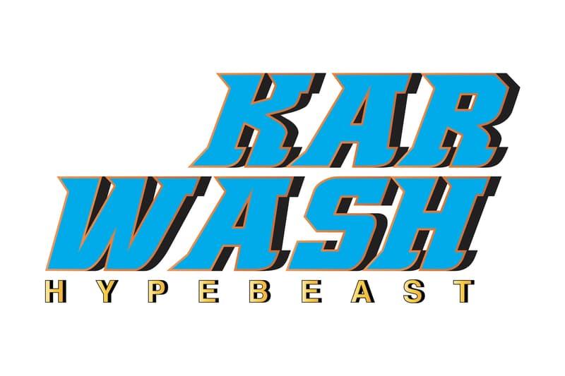 HYPEBEAST x L'Art De L'Automobile Merch Lookbook Time to Shine T-Shirt Keychain Air Freshener