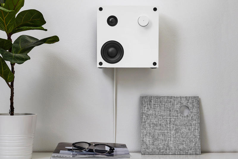 ikea eneby bluetooth speakers home technology design minimalist electronics