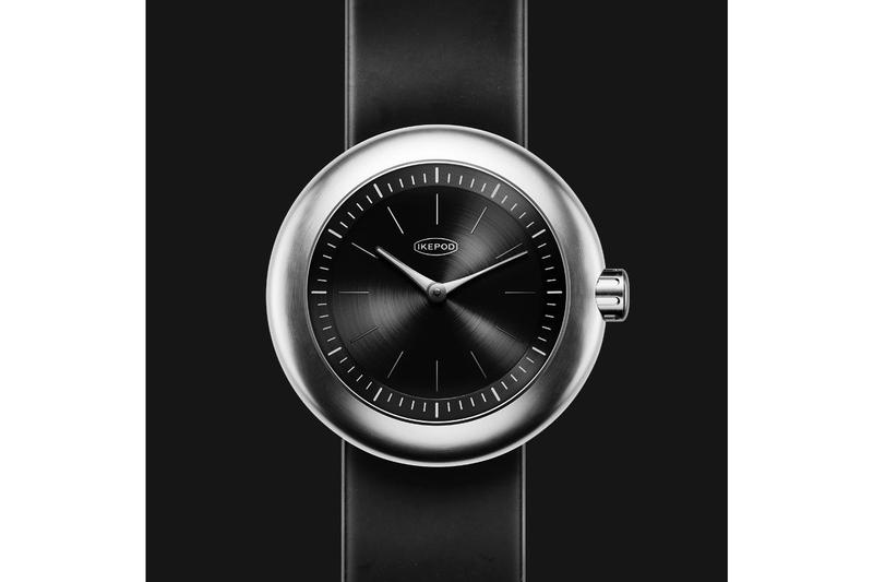 Ikepod Returns to Watchmaking watches luxury swiss watches marc newson Kaws art design timepiece clocks watches wrist watch AP Rolex Audemars Audemars Piguet